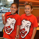 McDonalds Family Night photo album
